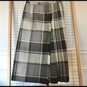Vintage Highland Queen Skirt